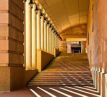 Hallowed Corridors by flexigav