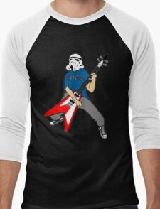 Nerd RockStar Male Men's Baseball ¾ T-Shirt