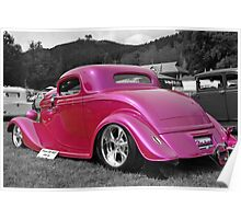 Hot Pink! Poster