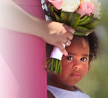 The Flower Girl by Ticker