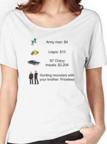 Hunters are Priceless Women's Relaxed Fit T-Shirt