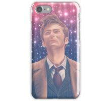 Tenth Doctor iPhone Case/Skin