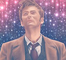 Tenth Doctor by android-sheep