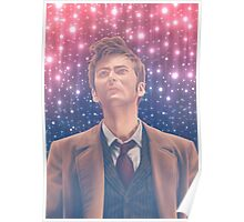 Tenth Doctor Poster