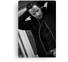 Ryan Robbins - Actors Studio Limited Edition Series Print [A1] Canvas Print