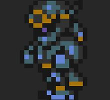 Shadow sprite - FFRK - Final Fantasy VI (FF6) by Deezer509