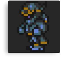 Shadow sprite - FFRK - Final Fantasy VI (FF6) Canvas Print
