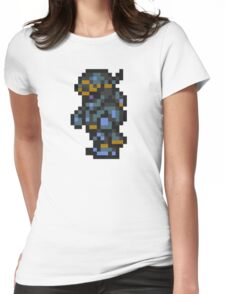 Shadow sprite - FFRK - Final Fantasy VI (FF6) Womens Fitted T-Shirt