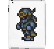 Shadow sprite - FFRK - Final Fantasy VI (FF6) iPad Case/Skin