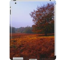 Autumn Field iPad Case/Skin