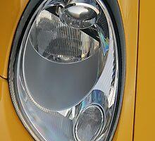2008 Porsche Cayman Headlamp Assembly - Speed Yellow Exterior  by Daniel  Oyvetsky