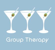 Group Therapy - White by LTDesignStudio