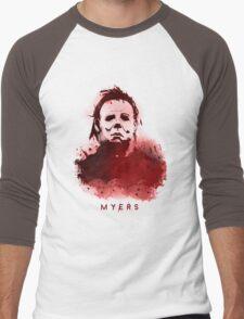 Myers Men's Baseball ¾ T-Shirt