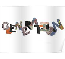 GENERATION Poster
