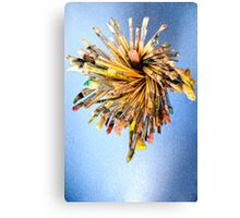 Is this the brush off? Canvas Print
