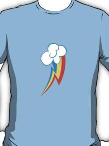 Rainbow Dash Cutie Mark (small icon) - My Little Pony Friendship is Magic T-Shirt