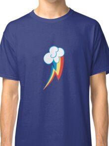Rainbow Dash Cutie Mark (small icon) - My Little Pony Friendship is Magic Classic T-Shirt