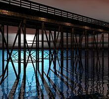 Pier by TeaAira