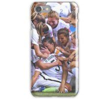 USWNT Celebration iPhone Case/Skin