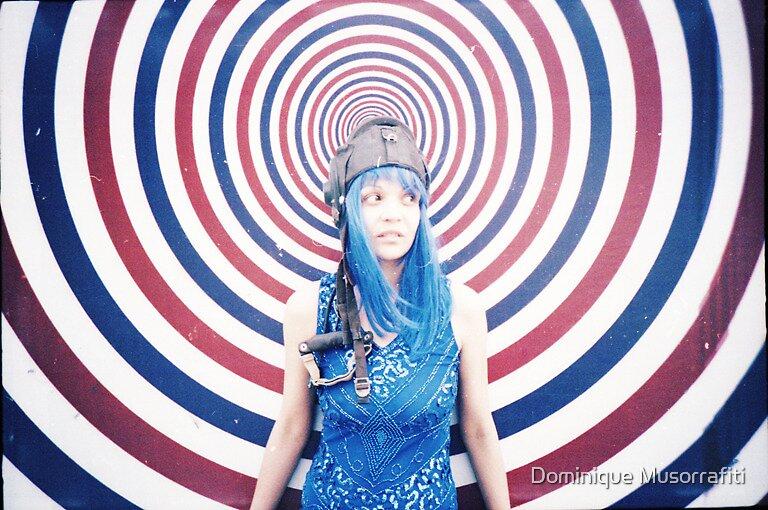 Mind Travel by Dominique Musorrafiti