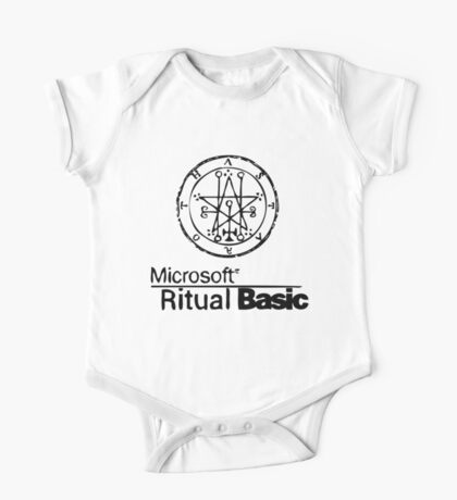Ritual Basic One Piece - Short Sleeve