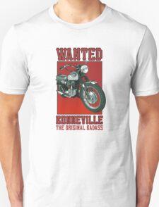 Triumph Bonneville Unisex T-Shirt