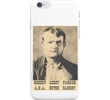 Butch Cassidy iPhone Case/Skin