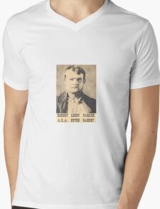 Butch Cassidy Mens V-Neck T-Shirt