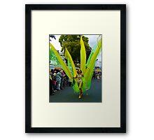 Notting Hill Carnival 2011 Framed Print