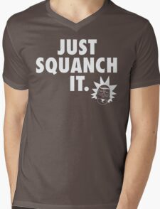 Just Squanch It Mens V-Neck T-Shirt