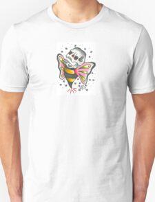 Bee Skull T-Shirt