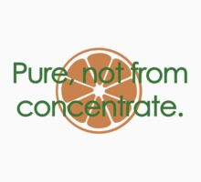 Not From Concentrate by Chris Richards