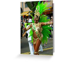 Carnival! Greeting Card