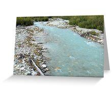 Granite Creek Greeting Card