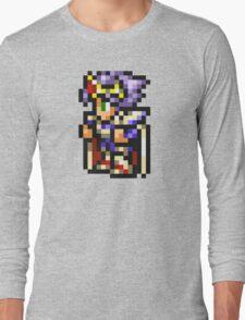Cecil Harvey (PLD) sprite - FFRK - Final Fantasy IV (FF4) Long Sleeve T-Shirt