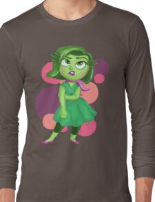 Disgust: Inside Out Long Sleeve T-Shirt