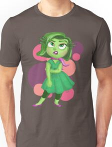 Disgust: Inside Out Unisex T-Shirt