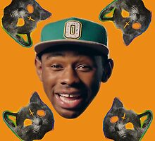 TYLER THE CREATOR by livhoughton