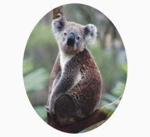 Koala Bear One Piece - Short Sleeve