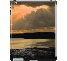 Rays over the River iPad Case/Skin