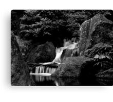 Water Falls ~ Part Two Canvas Print