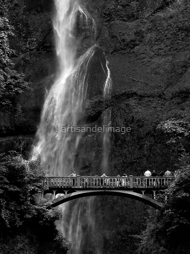 Water Falls ~ Part Three by artisandelimage