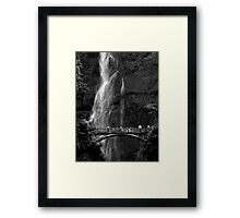 Water Falls ~ Part Three Framed Print