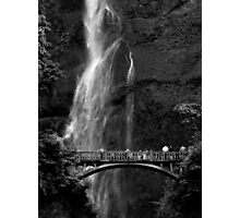Water Falls ~ Part Three Photographic Print