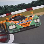 Mazda 787B by martinblake