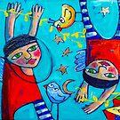 Mumbo Jumbo by ART PRINTS ONLINE         by artist SARA  CATENA