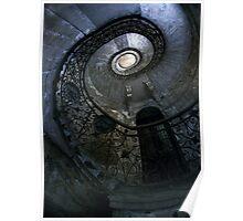 Forgotten Staircase Poster