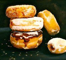Sugar High...Doughnuts.. by ©Janis Zroback