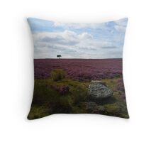 Loney Tree 1 Throw Pillow