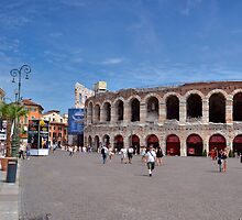Arena di Verona by Martina Fagan